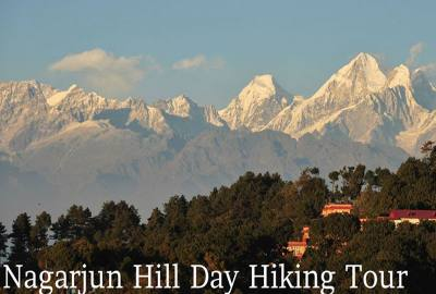 Nagarjun Hill Day Hiking Tour