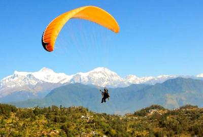 Paragliding & Ultra Flight