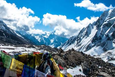 Rubin-La Pass with Manaslu Round Trek