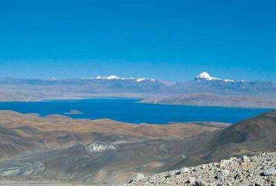 Shangri-La Mt. Kailash with Lhasa