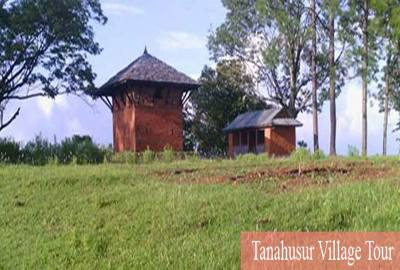 Tanahunsur Village Home stay Tour