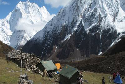 Tsum valley and Manaslu Round Trek